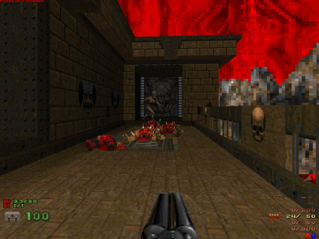 Ibixian Blood__) Acyclitor's wads and mods for Doom 2!